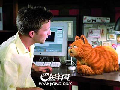 点评《加菲猫》:做一只自由享乐的懒猫(图)
