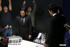 组图:梁朝伟拍竣《韩城攻略》最后一个镜头
