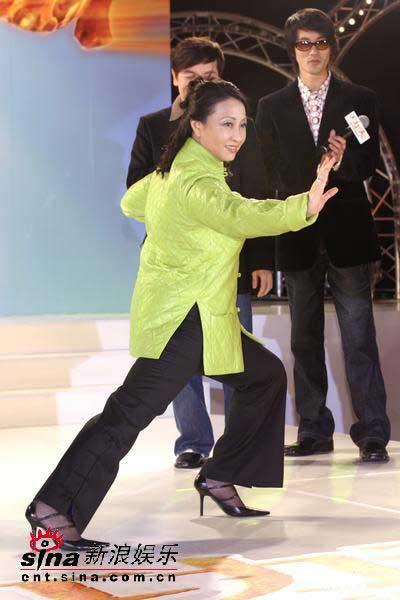组图:周星驰台湾宣传功夫制片方称要拍续集