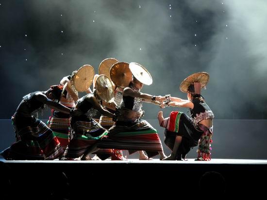资料图片:感知中国--中国文化巴西之旅(5)