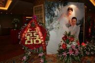 组图:李湘李厚霖婚礼高朋满座各界好友道贺