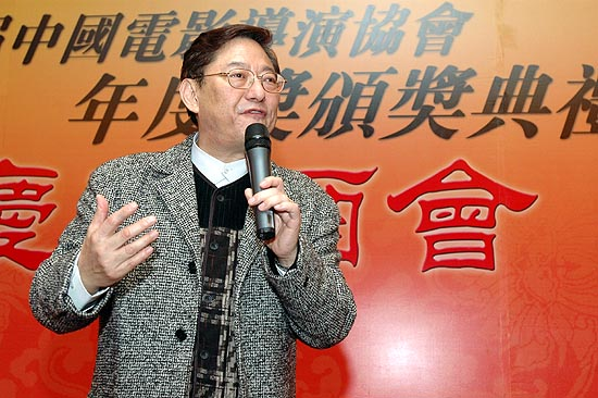 图文:众导演于酒店举行庆功宴--吴思远