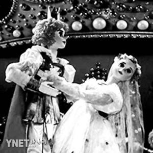音乐堂新春献礼木偶演起《天鹅湖》(图)