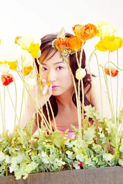 新人歌手:林天爱,我的世界只有音乐(附图)