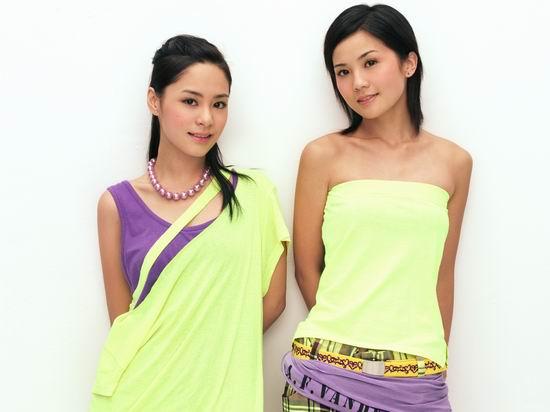 资料图片:Twins最新彩妆造型(9)