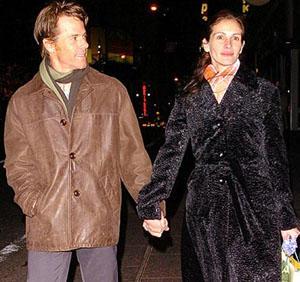 茱莉娅-罗伯茨证实怀第三胎预产期2007年夏天