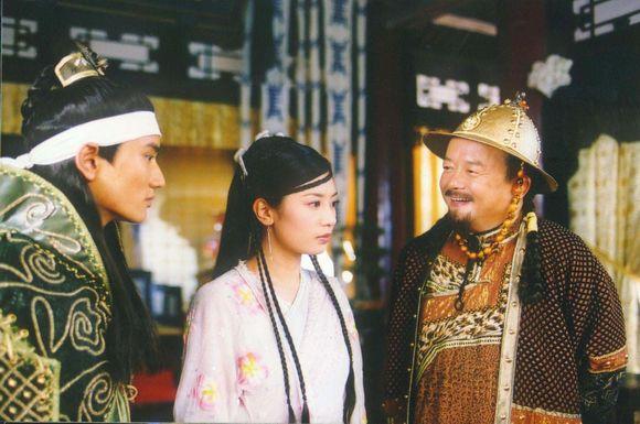 独家曝光:《倚天屠龙记》剧照(63)--安图铁木尔