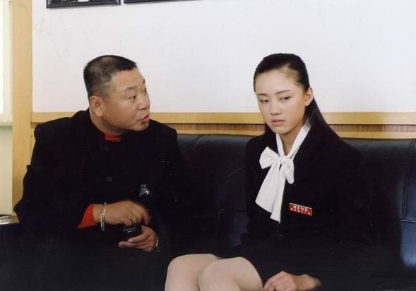 赵本山的情人照片