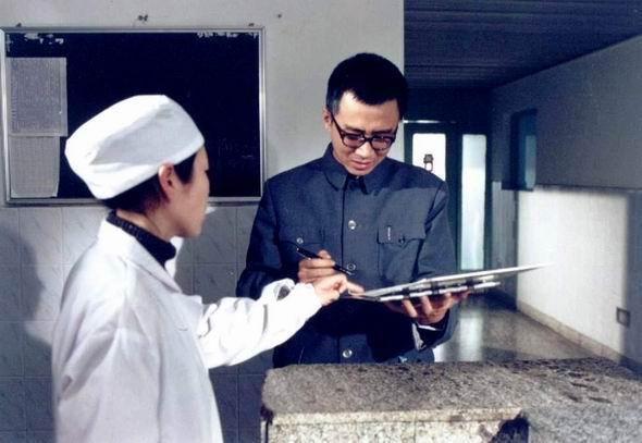 资料图片:电视剧陈景润精彩剧照(50) 资料图片:电视剧陈景...