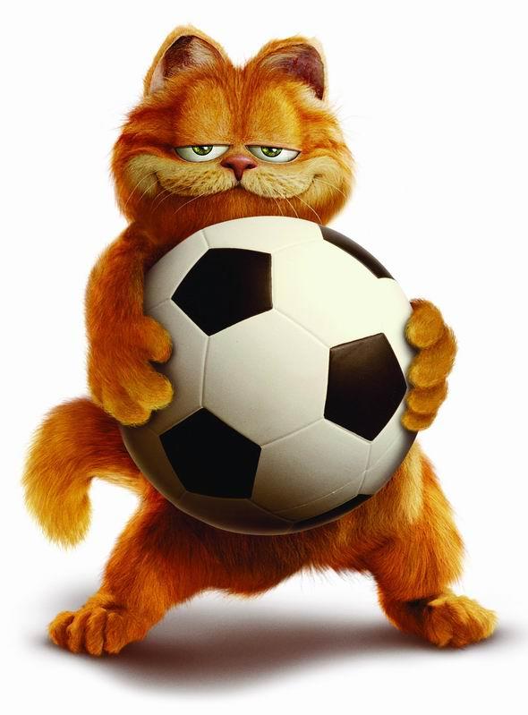 资料图片:《加菲猫》精彩剧照(43)