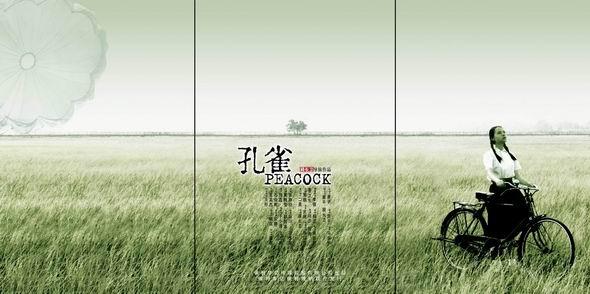 资料图片:电影《孔雀》候选海报(2)