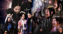 组图:刘晓庆焦恩俊《宝莲灯》最新精彩剧照