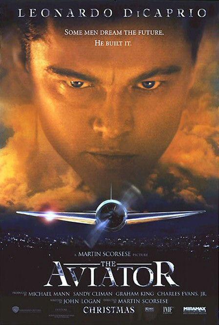 资料图片:电影《飞行者》精彩海报(5)