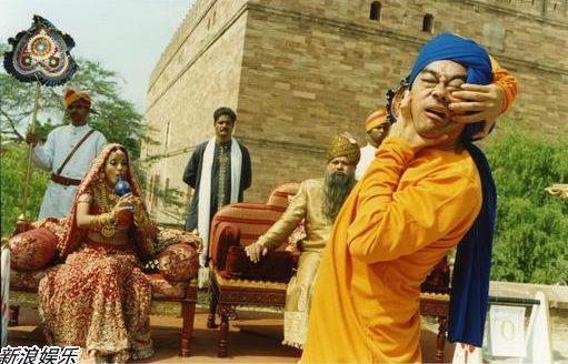 资料图片:电影《喜马拉亚星》第二批剧照(23)