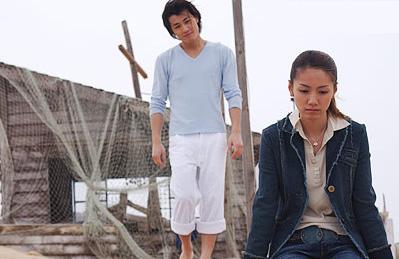 资料图片:电视剧《海豚湾恋人》精彩剧照(6)