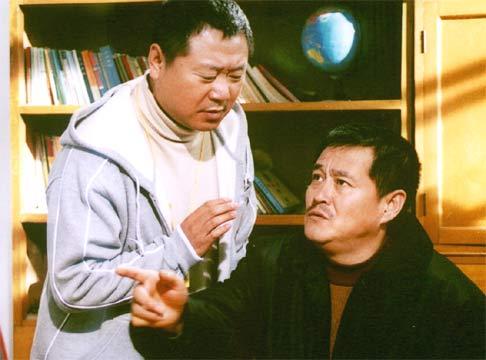 资料图片:电视剧《马大帅2》精彩剧照(17)