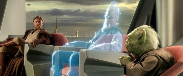 资料图片:《星战前传3:西斯的反击》剧照(4)