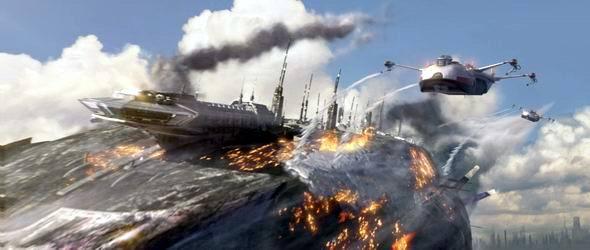 资料图片:《星战前传3:西斯的反击》剧照(24)