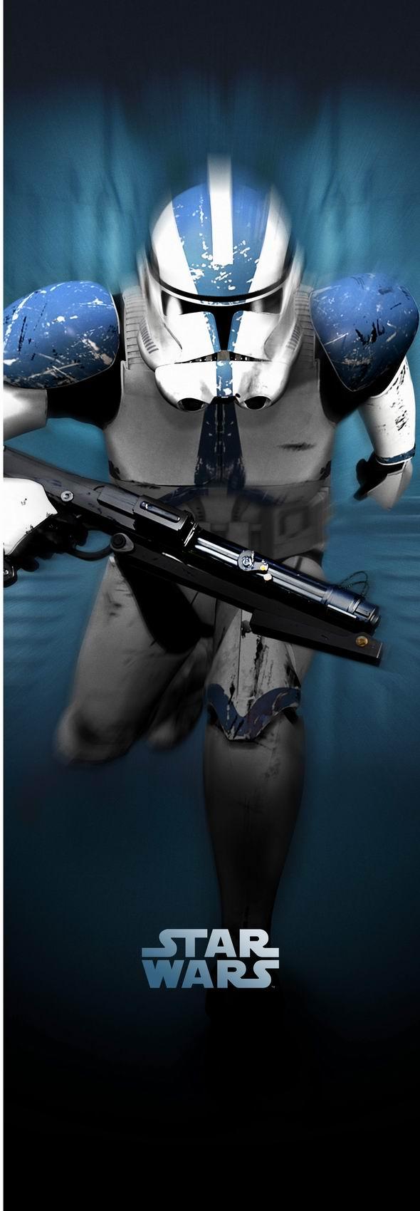 资料图片:《星战前传3:西斯的反击》画册(8)