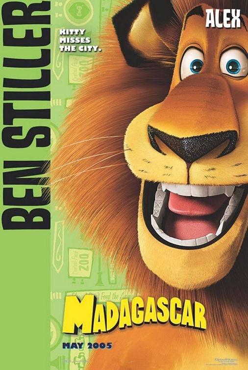 动画片 马达加斯加 5