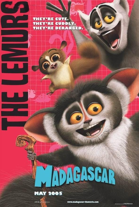 动画片 马达加斯加 10