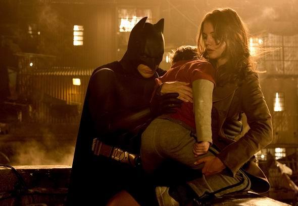 资料图片:《蝙蝠侠:开战时刻》第二批剧照(30)