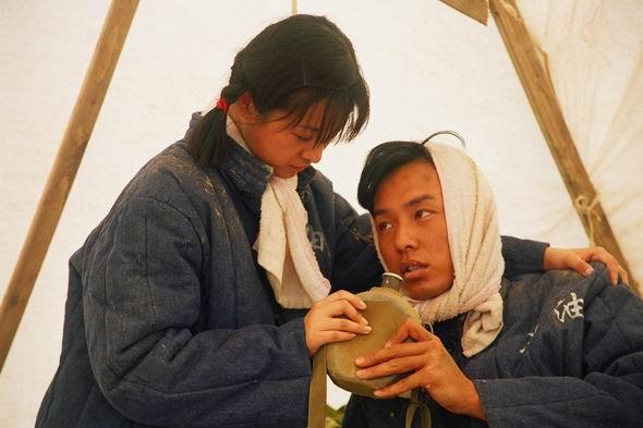 资料图片:电视剧《西圣地》精彩剧照(5)