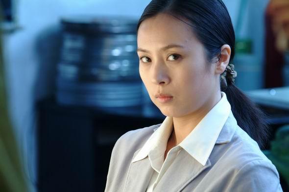 资料图片:黄圣依主演《天堂的眼睛》剧照(21)