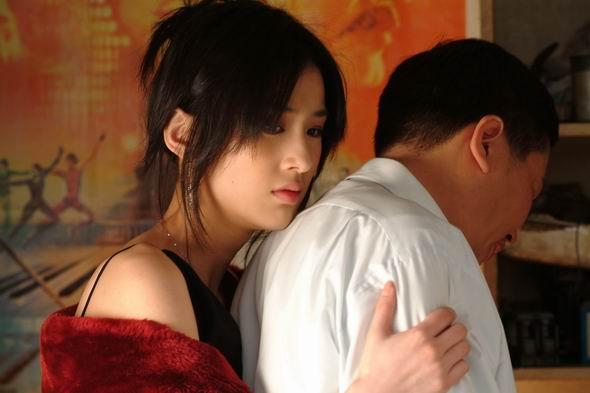 资料图片:黄圣依主演《天堂的眼睛》剧照(45)