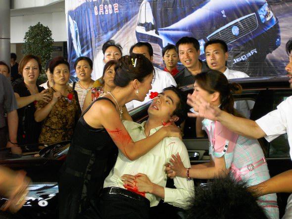 资料图片:变性艺人陈莉莉主演《隐私》剧照(10)
