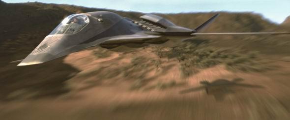 资料图片:影片《绝密飞行》第二批剧照(30)