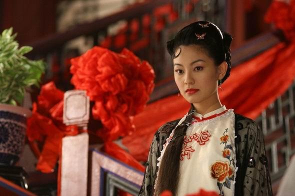 资料图片:电视剧《大清后宫》第二批剧照(49)