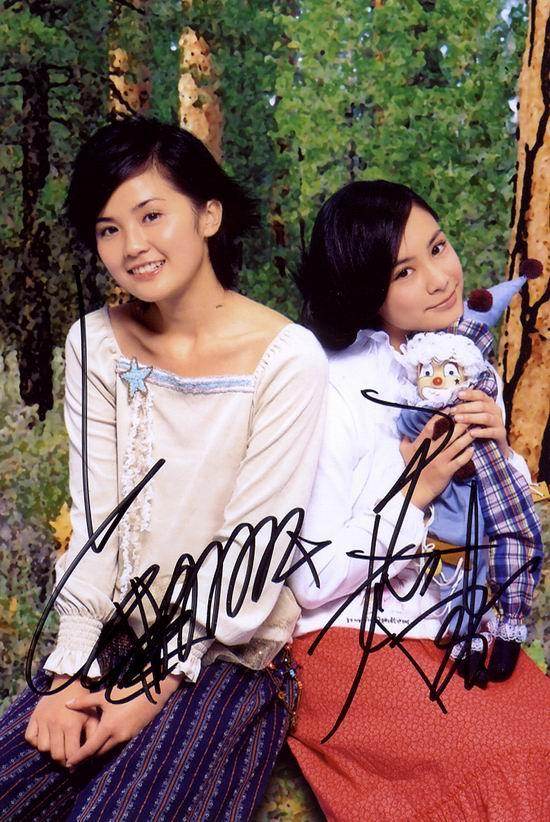 资料图片:Twins精彩写真(6)