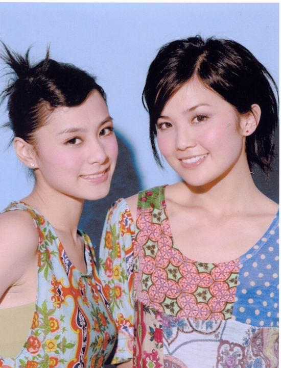 资料图片:Twins精彩写真(13)