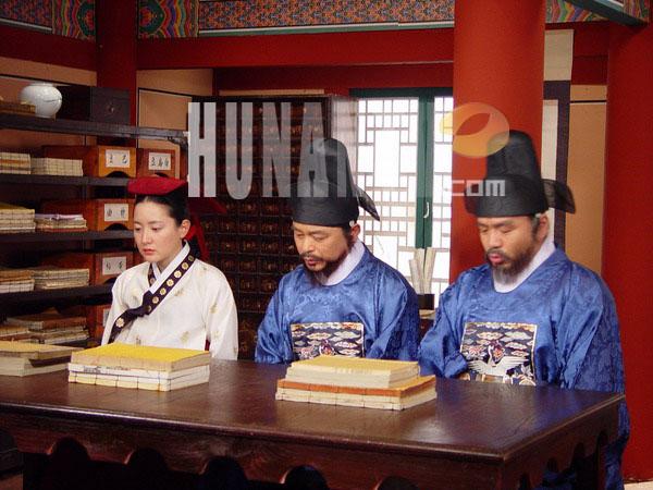 资料图片:韩剧《大长今》第二批剧照(73)