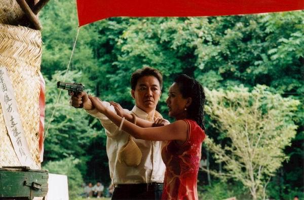 资料图片:《红色追击令》第五批剧照(13)