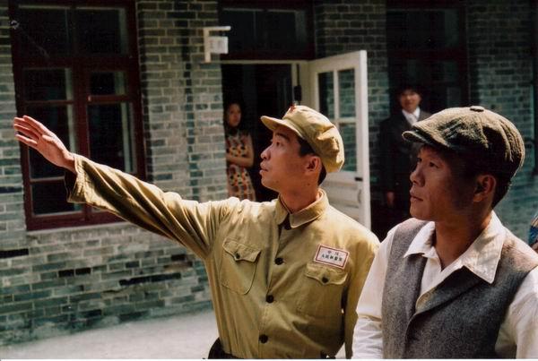 资料图片:《红色追击令》第五批剧照(18)