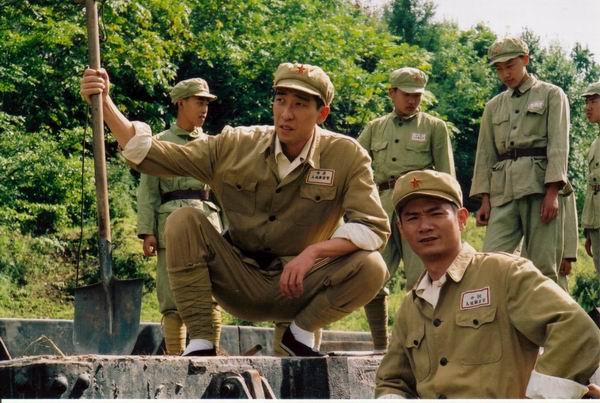 资料图片:《红色追击令》第五批剧照(24)