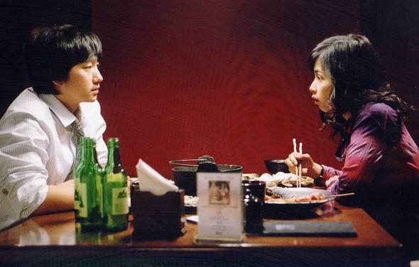 资料图片:韩国影片《恋爱的目的》精彩剧照(5)