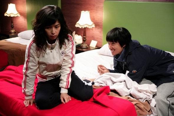 恋爱的目的未删减版_资料图片:韩国影片《恋爱的目的》精彩剧照(8)