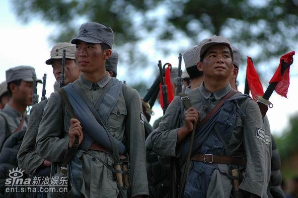 资料图片:电视剧《逐日英雄》第三批剧照(21)刘涛与靳东演的电视剧有哪些图片