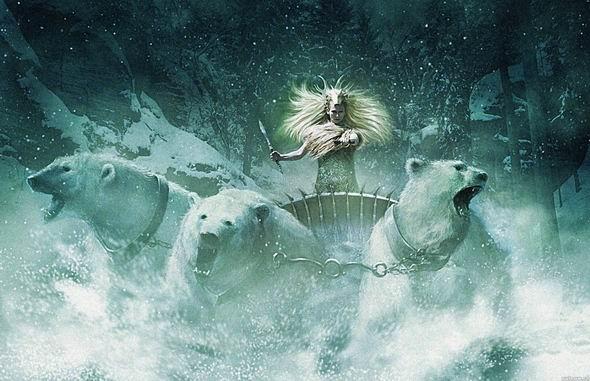 资料:《纳尼亚传奇:狮王、女巫和魔衣橱》剧照(37)
