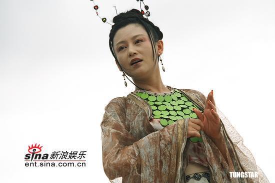 资料图片:陈凯歌《无极》精美剧照(10)
