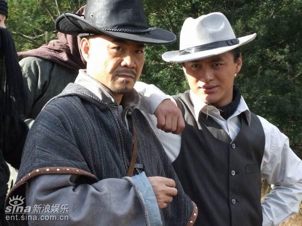 资料图片:电视剧《滇西往事》三批剧照(26)
