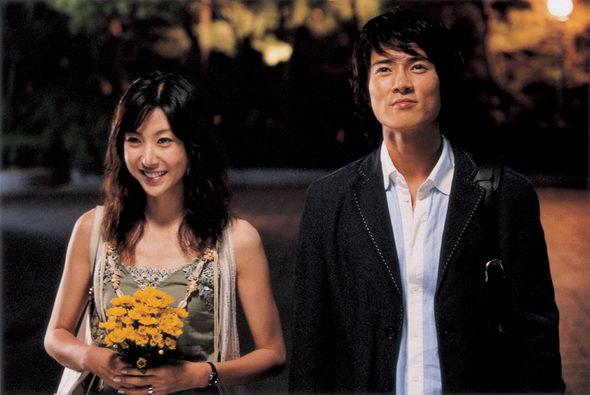 资料图片:韩国电影《爱人》精彩剧照(34)