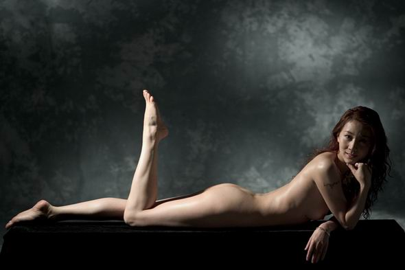 资料图片:汤加丽《舞者-加丽》写真--完美