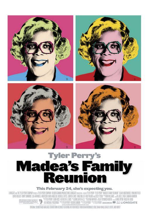 资料图片:《玛蒂的家人重逢》精彩海报(4)