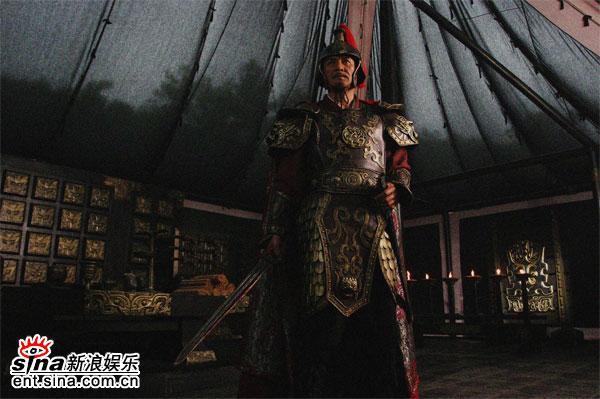资料图片:《越王勾践》精彩剧照(8)