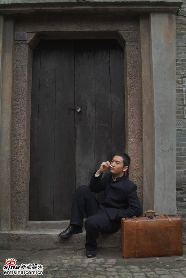 资料图片:《新上海滩》第二批剧照(29)