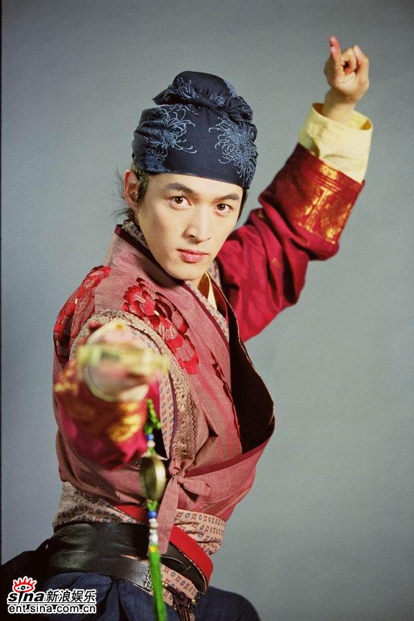 资料图片:《少年杨家将》第二批剧照(23)